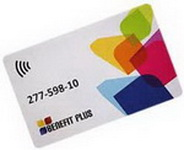 bp card